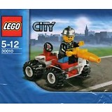 LEGO City Fire Chief [30010] - Building Set Occupation